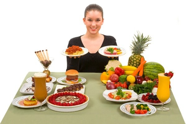 Eat in Moderation