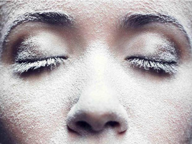 Flanky Dry Skin is Common During Winters