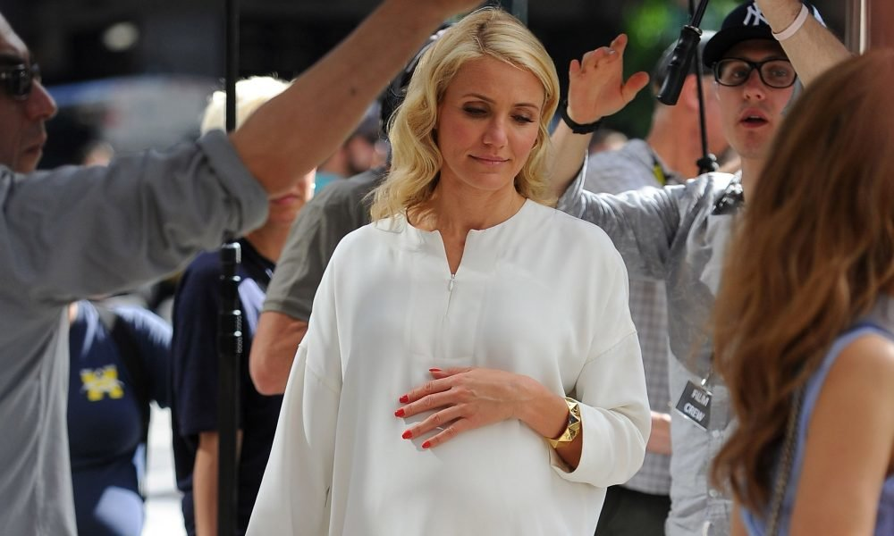 The Truth Behind Cameron Diaz's Pregnancy: Is She or Isn't ... Cameron Diaz Pregnant 2019 Pics