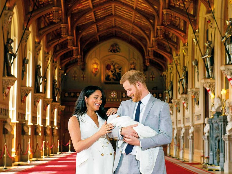 Meghan Apparently Wanted a Home Birth for her Baby, but